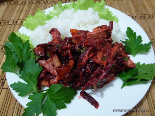 корейская кухня простые рецепты с фото
