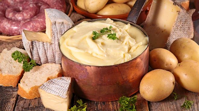 Правильное картофельное пюре