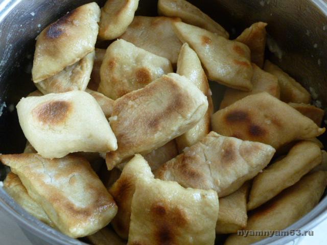 Пустышки на кефире жареные на сковороде рецепт с пошагово 144