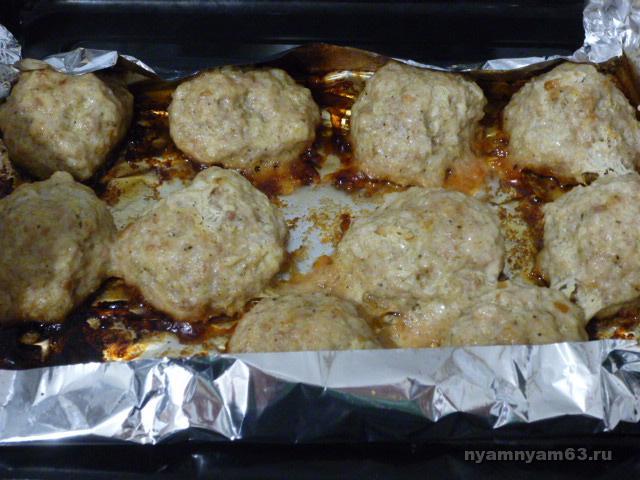 котлеты рецепт в духовке в фольге с фото