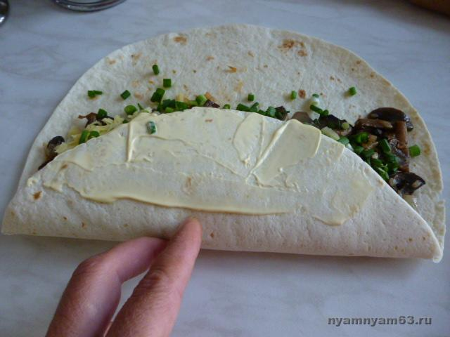 мексиканские лепешки с начинкой рецепты с фото